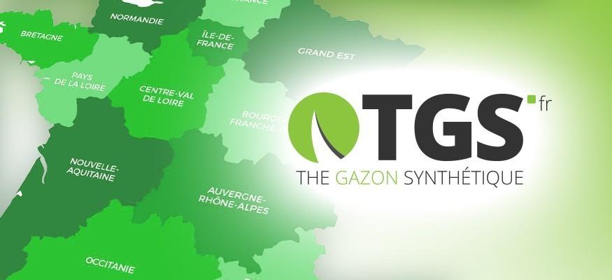 TGS leader dans la vente et la pose de gazon synthétique à Sète 34200 dans le département de l'Hérault.