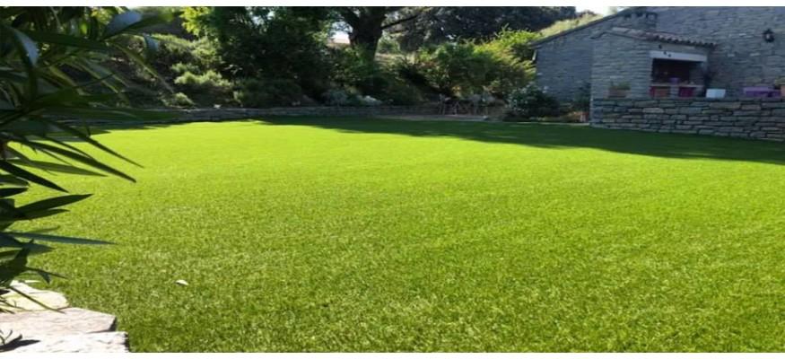 Réalisations Gazons synthétiques pour votre jardin