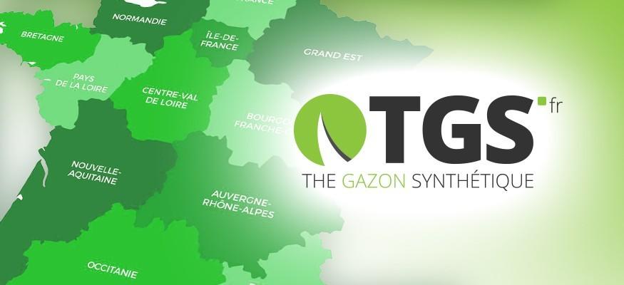 Vente et pose de gazon synthétique à Uzès dans le département du Gard 30